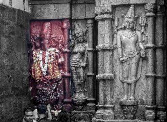 Blessings from Ganesha.