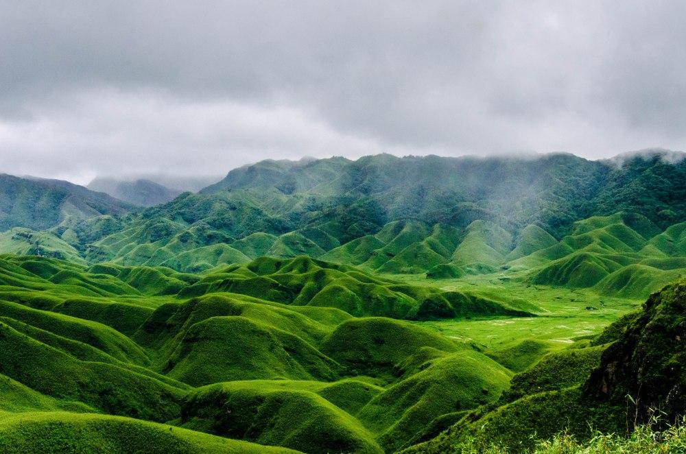 Dzukou Valley