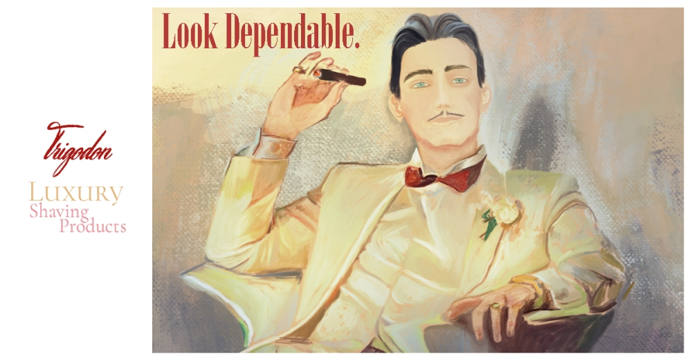 Look dependable