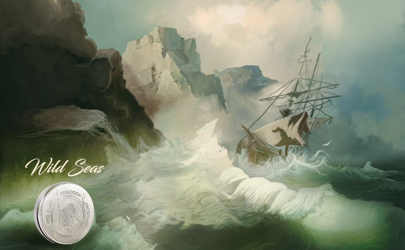 Wild Seas Shaving Soap
