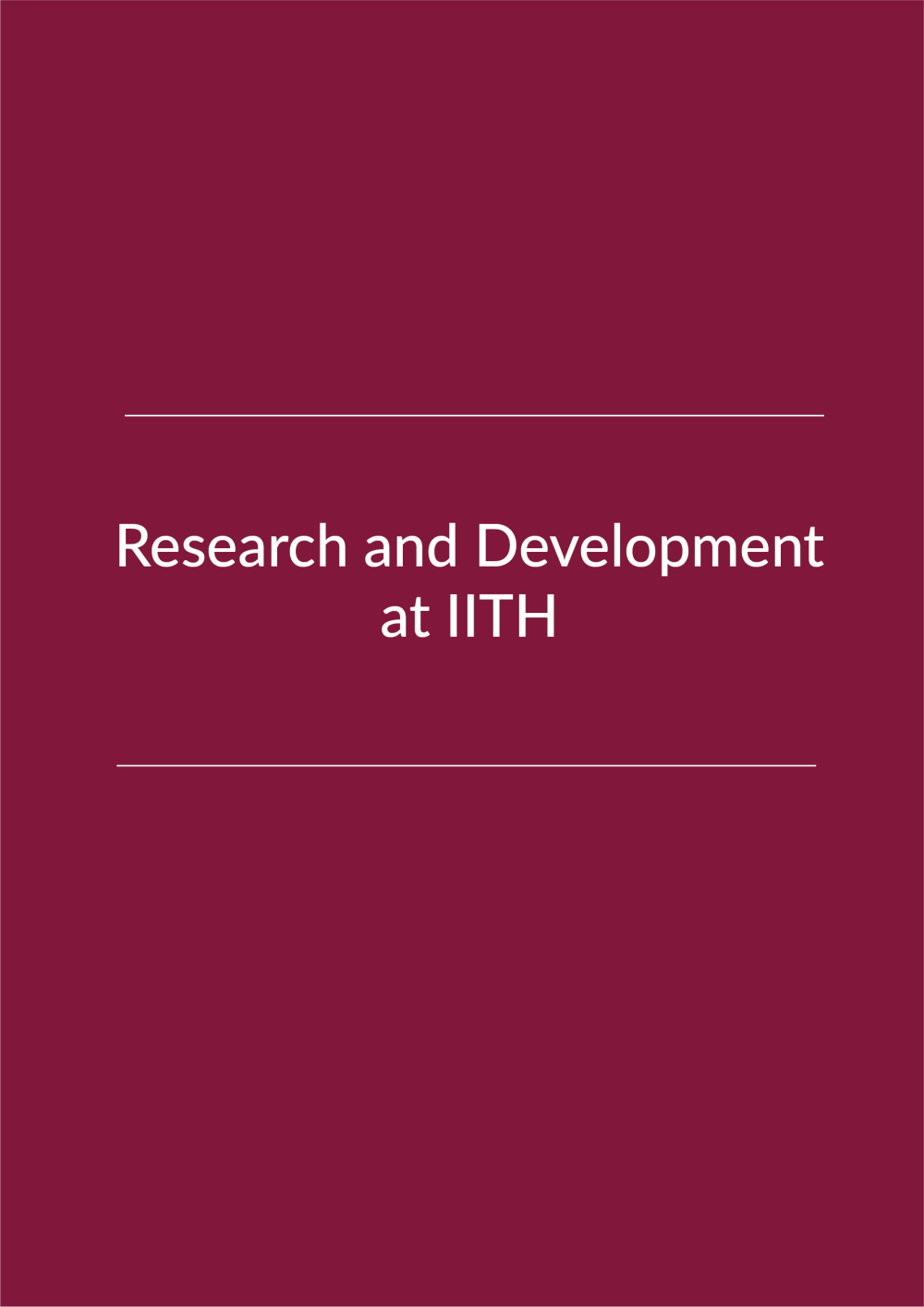 R&D at IITH@3x